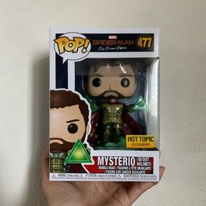 Spider-Man Far From Home Funko POP! #477